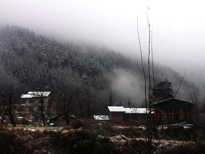 Kasol In Winters