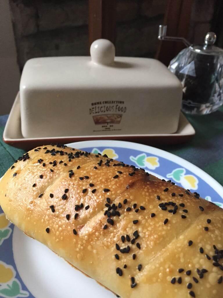 Best Breakfast point in Kasol