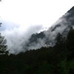 Kasol in Monsoon