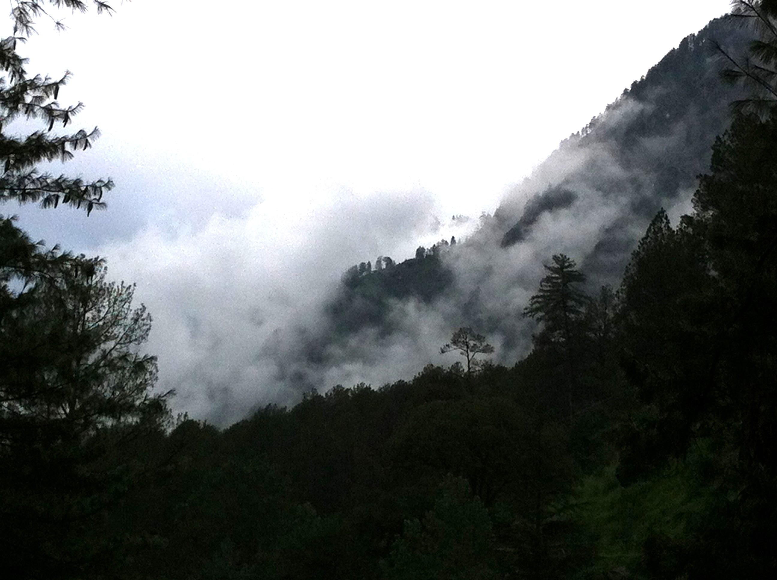 Kasol in Monsoon