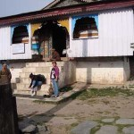 Temple In Kasol